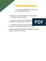 Actividad Ensamble y Desemsamble Motor Del Taller Heison Cortes Peña 2