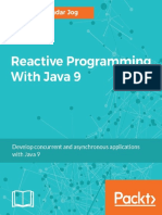 Reactive Programming Java 9