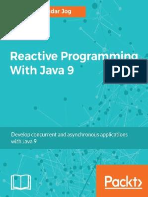 Reactive Programming Java 9   Parallel Computing   Thread