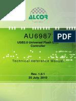 DataSheet - AU6987 (Alcor Micro)
