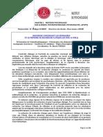 Memoire de Recherche Clinique FOR_M2PCPP_2017-2018_1