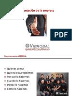 01 Presentación de La Empresa VIBROBAL