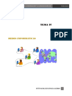 Tema IV Sisteas de Redes Informaticas