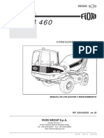 Manual de Mantenimiento Auto-hormigonera Fiori