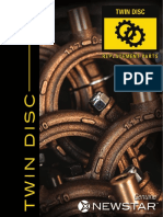 Twin Disc Parts