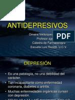 42 - 43 .- Psicofarmacos II -Antidepresivos y Trastorno Bipolar 1 (Presentacion)
