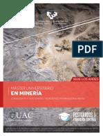Máster Universitario en Minería Folleto