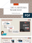 Manual Sistema Wasichay Docente Completo