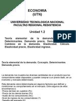 Economía UTN - U1.2 2016