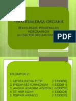 Praktikum Kimia Organik 2