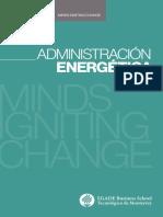 Folleto Especialidad en Administracion Energetica