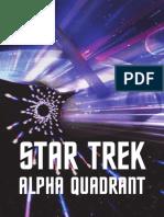 Star Trek Alpha Quadrant