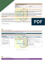 Planificación Anual Por Competencias- Matemática Quinto Año
