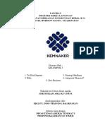 Makalah PKL Tetang Lingkungan Dan Kesehatan Kerja (AK3 Umum) Kelompok 3