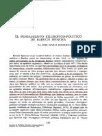 Dialnet ElPensamientoFilosoficoPoliticoDeBaruchSpinoza-26759
