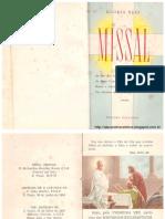 Missal Infantil