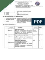 Sesión 2. Clasificación y Ordenamiento de Datos en Tablas y Gráficas