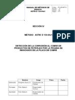 ASTM D 130 - 04e1
