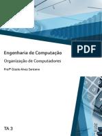Organizacao de Computadores 03