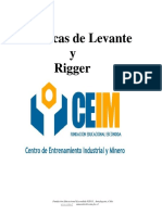 Manual Técnica de Levante by Morales 2012 Supervisores
