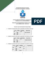 Guía de Ejercicios Termodinamica