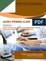 Apk 10 Modul Diklat Pkb Guru Smk Paket Keahlian Administrasi Perkantoran j