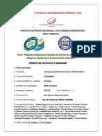 Medio Ambiente Informe Final