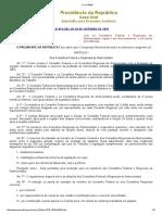 Lei nº 6583 Cria os Conselhos Federal e Regionais de Nutricionistas, regula o seu funcionamento, e dá outras providências..pdf