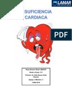 Raziel Rojas Briseño 3°C Ensayo insuficiencia cardiaca