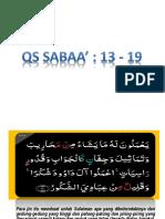 QS SABAA'