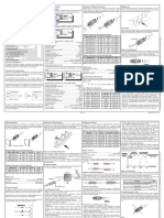 Fotoelétrico Tubular M30 Manual de Instalação