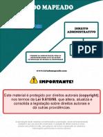 #Mapa Mental Direito Administrativo - Poderes Da Administração Pública (2017)