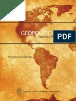 Geopolítica y Espacio de Poder- Paco Moncayo Gallegos