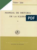 Manual de historia de la Iglesia 6 - Jedin, Hubert .pdf
