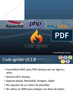 2018_php3_CodeIgniter