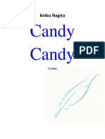 Candy Candy Cartas
