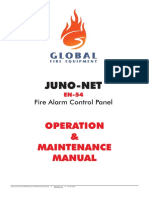 Juno-Net EN54 Maintenance Manual V1[1][1].1