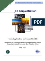 Sequestration Roadmap 2005