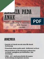 Referat Anemia