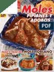 Caprichos y Antojos 120 Moles Pipianes y Adobos