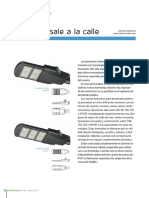 F. Tecnica Luminaria Alumbrado Publico Ledvance 210w