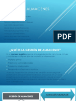 Gestión de Almacenes y Su Tecnología de Inventario