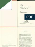 101 Shortcuts in Math.pdf