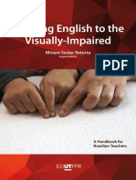 Teaching English to the Visually Impaired