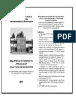 Reglamento de trabajos de investigación de la Facultad de Medicina
