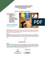 Tecnica Plastico Liquido Parte i Fabricacion Del Molde 7148