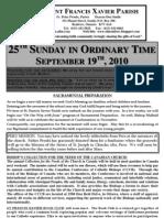Sept 19