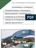 Apunte Tto Farmacologico Glaucoma