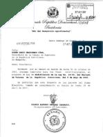 Ley-249-17 Que Modifica La 19-00 Del Mercado de Valores de RD