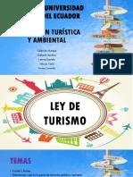 EXPO Ley de Turismo